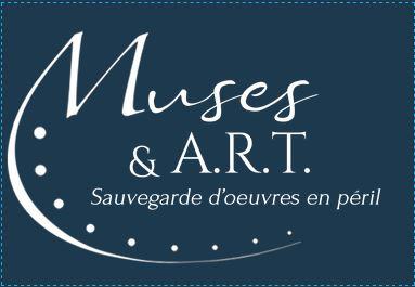 Logo association Muses & Art pour la restauration de tableaux