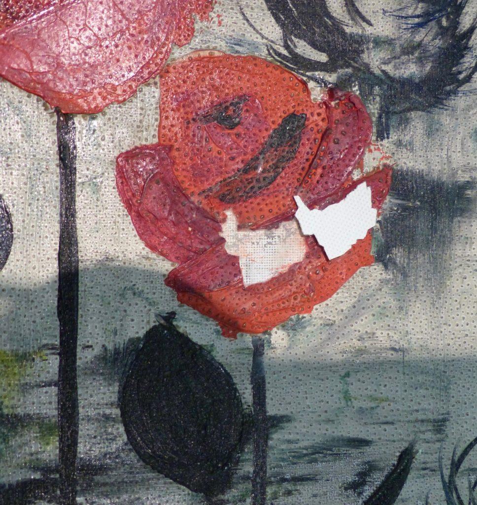 Vocabulaire de la restauration de peintures sur toiles |Atelier de Montravel